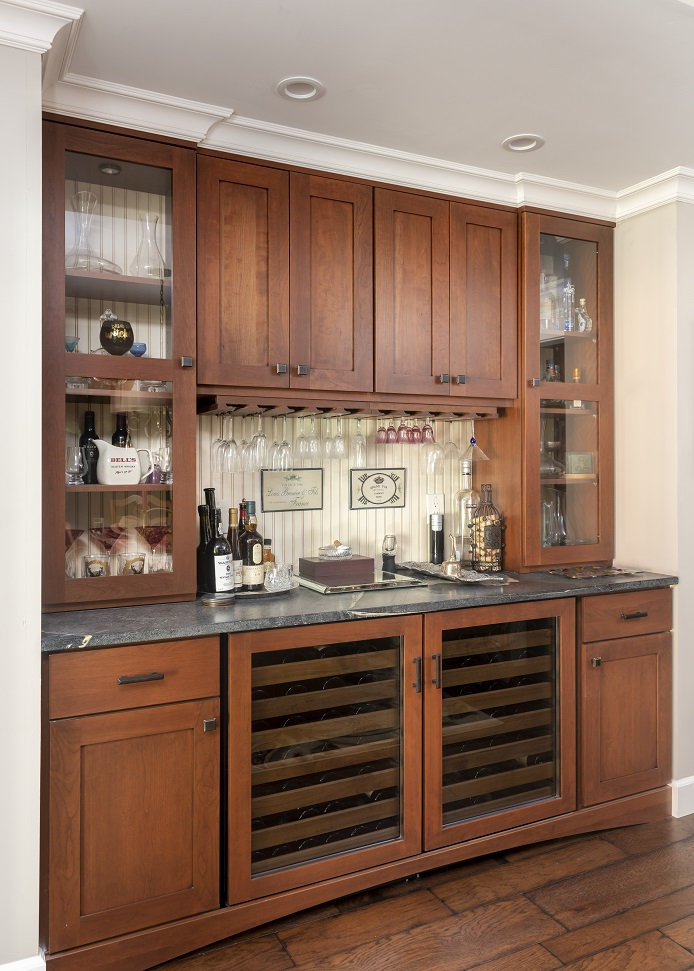Painted Vs Stained Cabinets Which Is For You The Cabinet Center