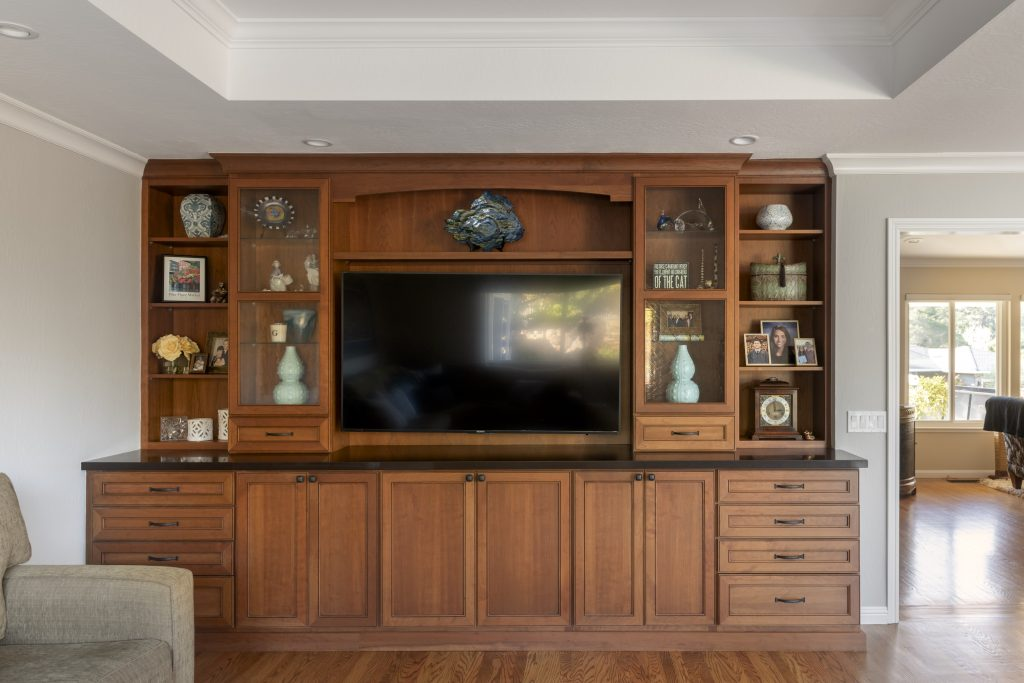 Family Room Entertainment Center Ideas The Cabinet Center